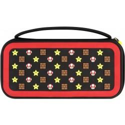 حقيبة نينتيندو سويتش تصميم ماريو مع سماعات و واقي شاشة