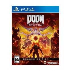 Doom Eternal Deluxe Edition - PS4 Game