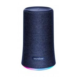 مكبر الصوت المحمول ساوندكور فلير بتقنية البلوتوث من انكر - أزرق (A3161H31)