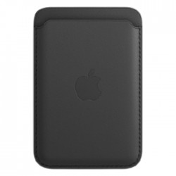 Apple iPhone Magsafe Leather Brown Wallet in Kuwait   Buy Online – Xcite