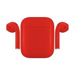 Switch Apple Special Edition Painted Airpods - Red