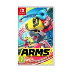 Arms: Nintendo Switch Game
