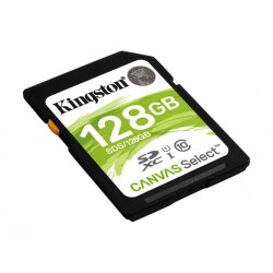 Kinstong Canvas Select 80R 128GB SDXC UHS-I Memory Card