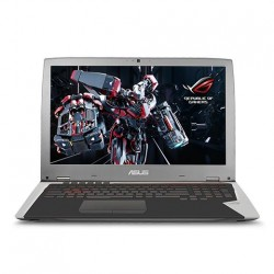 Asus ROG G701V Intel Core i7 32GB RAM 2TB+512 SSD 17.3 Inch Gaming Laptop - Copper Silver