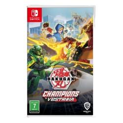 Bakugan Champions Of Vestroia - Nintendo Switch Game