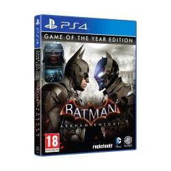 لعبة باتمان أركام نايت - إصدار العام - لبلاي ستيشن ٤
