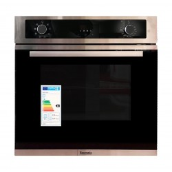 Baumatic 60cm Stainless Steel Electric Oven - BMEO6E8