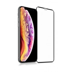 Baykron iPhone 11 3D Tempered Glass Screen Protector - Clear