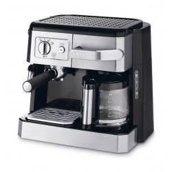 ماكينة اسبريسو من ديلونجي - فضي - BCO420