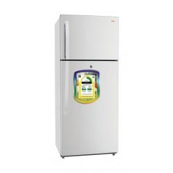Basic 14.8 CFT Top Mount Refrigerator (BRD-559W) - White