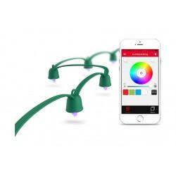 شريط الإضاءة الألوان ميبو بلاي بالب كوميت ١٠ متر (BTL-505)