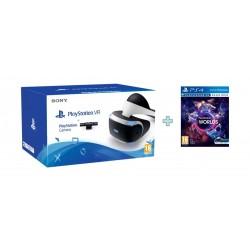 Sony PlayStation VR + PlayStaion Camera + VR World