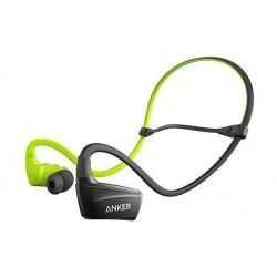 Anker SoundBuds Sport NB10 Bluetooth Headphone - Black/Green
