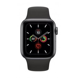 Apple Watch Series 5 GPS 40mm Grey Aluminium Case with Black Sport Band