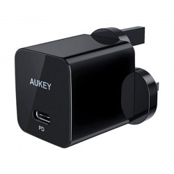 Aukey 1-Port 18W USB-C Wall Charger