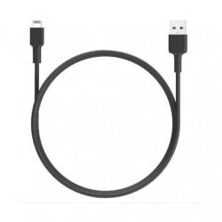 Aukey MFI Lightning Sync & Cable 2M - Black
