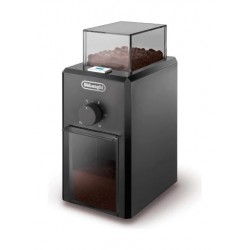 DeLonghi 110W Coffee Grinder - DLKG79-BK