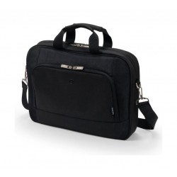 Dicota Top Traveller Base For Laptop Up To 15-15.6 Inch side view - Black