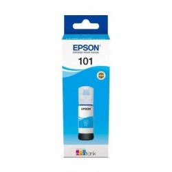 Epson 101 EcoTank Ink bottle - Cyan