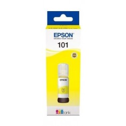 Epson 101 EcoTank Ink Bottle - Yellow