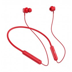 EQ C1 Neckband Wireless Earphones - Red