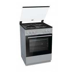 Gorenje 60cm 4 Burners Electric Cooker - E6120SD