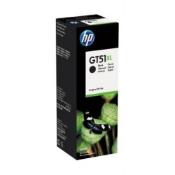 HP 135-ml Original Ink Bottle (GT51XL) - Black