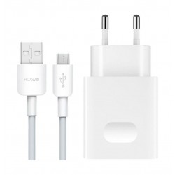 Huawei Micro USB Fast Charger Cable - White