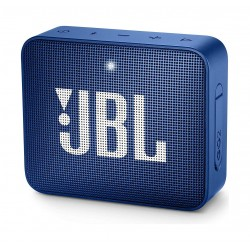 JBL GO 2 Portable Bluetooth Speaker - Blue