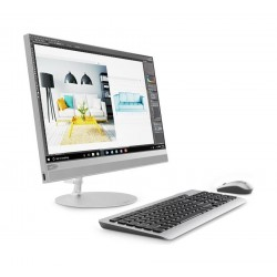 Lenovo Ideacentre AIO 520 Core i3 4GB RAM 1TB HDD 23.8 Touchscreen All-in-One Desktop - Silver