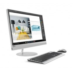 Lenovo IdeaCentre AIO 520 Core i3 4GB RAM 1TB HDD 21.5 inch Touchscreen All-in-one Desktop - Silver