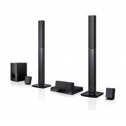 LG 5.1ch 1000W All-in-One Home Theater Speaker System - LHD647