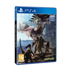 Monster Hunter World Middle East Edition: PlayStation 4 Game