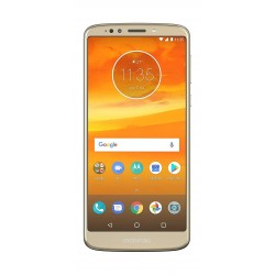 Motorala Moto E5 Plus 32GB Phone - Gold