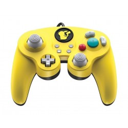 PDP Nintendo Switch Wired Controller Smash Pad Pro - Pikachu