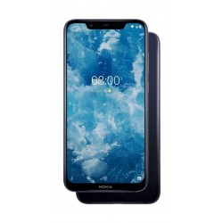 Nokia 8.1 64GB Phone - Blue