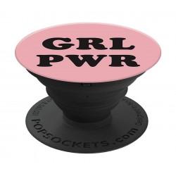 Popsockets Grip - GRL PWR
