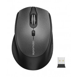 Promate Clix-5 Wireless Optical Mouse - Black