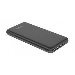 Promate ProVolta-30 3000mAh Portable Power Bank - Black