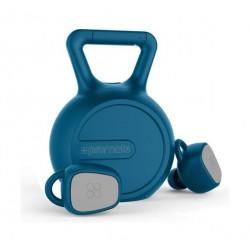 Promate TrueBlue-2 Wireless Bluetooth In-Ear Headset - Blue