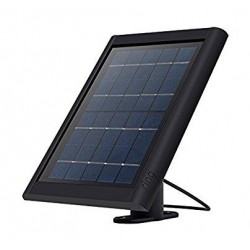 Ring Solar Panel V4 For Ring Stick Up Camera - Black