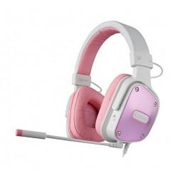 Sades Dpower Gaming Headset - Pink