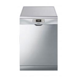SMEG Free-standing Dishwasher (LSA647XSA) - White