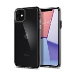 Spigen Crystal Hybrid Case for Apple iPhone 11 - Crystal Clear