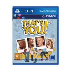 That's You! PlayStation 4 PlayLink Game