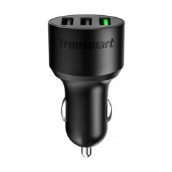 Tronsmart 3-Port USB Qualcomm Quick Charge 3.0 Car Charger - C3PTA