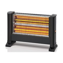 Wansa 2200 W Halogen Heater - EH-2200-4H-S