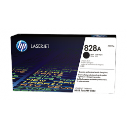 HP Toner 828A for LaserJet Printing 30,000 Page Yield - Black- 1