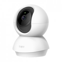 TP-Link C200 Pan/Tilt Home Security WiFi Camera Price in KSA | Buy Online – Xcite