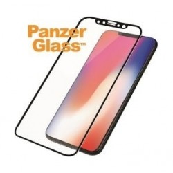 Panzer Glass Case Friendly iPhone XR Screen Protector - Clear